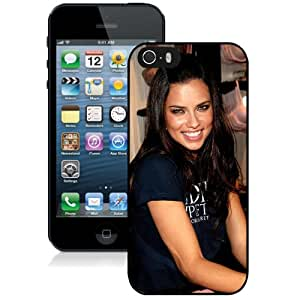 New Custom Designed Cover Case For iPhone 5s With Adriana Lima Girl Mobile Wallpaper(44).jpg