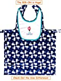 BIB-ON, A New, Full-Coverage Bib and Apron