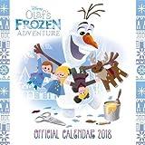 Disney Frozen Official 2018 Calendar - Square Wall Format (Calendar 2018)