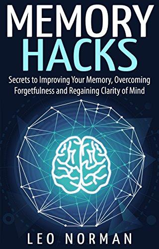 Memory Hacks Improving Overcoming Forgetfulness ebook product image