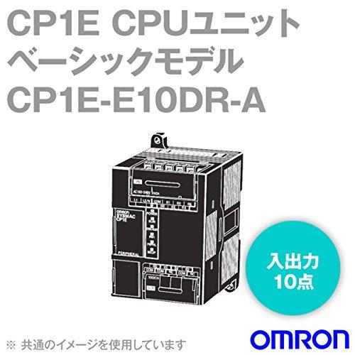 オムロン(OMRON) CP1E-E10DR-A CPシリーズ CP1E CPUユニット (ベーシックモデル) (AC100-240V) (入出力10点) (リレー出力) NN   B00TQAK1J0