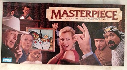 Free Masterpiece: the Classic Art Auction Game, 1996 Edition
