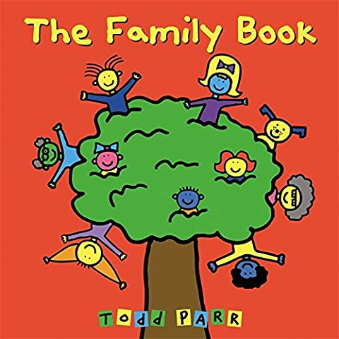 The Family Book (Children Book About Divorce)