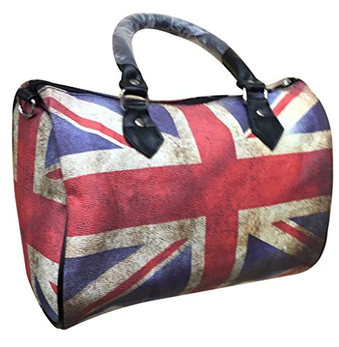 Bowling Borsa Flounder London Unione Jack British Big Ben