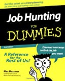 Job Hunting for Dummies®, Max Messmer, 0764551639