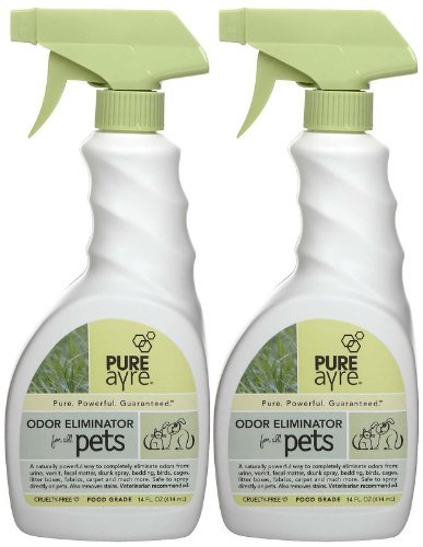 PureAyre Pet Odor Eliminator, 14 oz-2 pk by PureAyre -