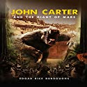 John Carter and the Giant of Mars Audiobook by Edgar Rice Burroughs Narrated by Eric Martin