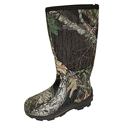 The Original MuckBoots Adult Woody Elite Boot,Mossy Oak Break-Up,7 M US Mens/8 M US Womens
