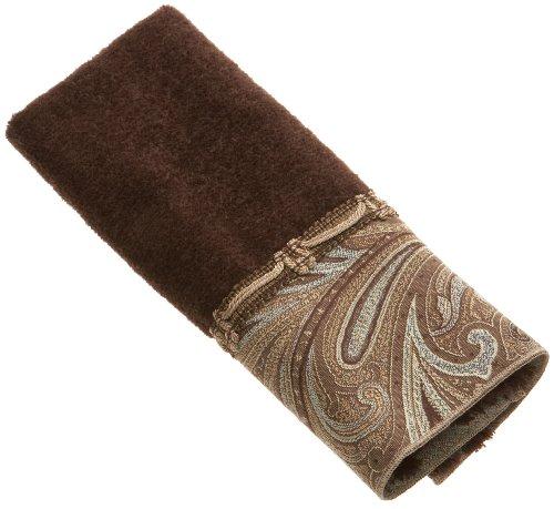 Avanti Linens Bradford Fingertip Towel, Java ()