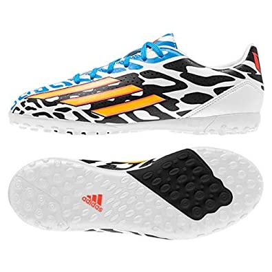 91a69af60df Adidas F10 TF J (Messi) M18375  Amazon.co.uk  Shoes   Bags