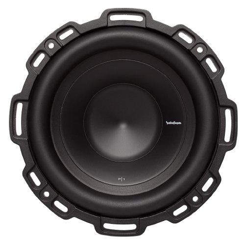 Rockford Fosgate P1S4-8 Punch P1 4 Ohm SVC 8-Inch 200 Watts RMS 400 Watts Peak Subwoofer