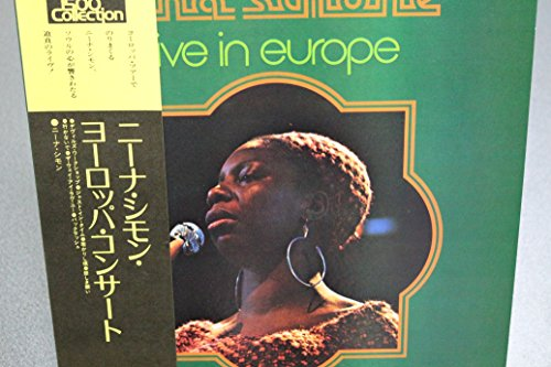 The Great Show Of Nina Simone - Live In Paris (Nina Simone The Great Show Live In Paris)