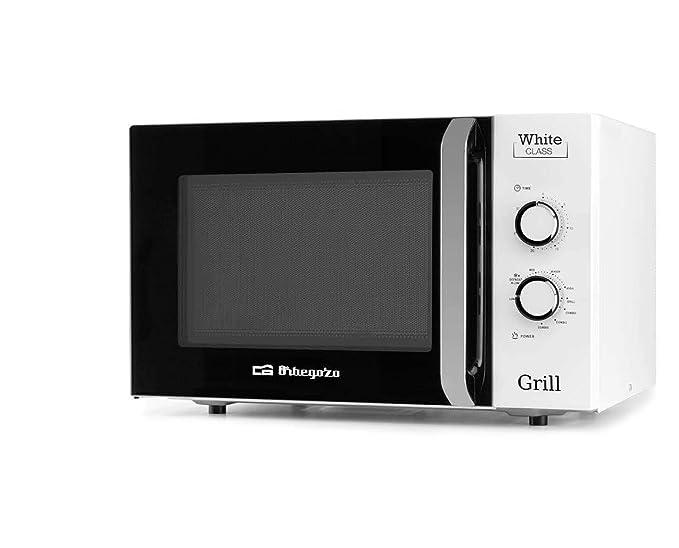 Microondas con grill Orbegozo MIG 3021, 30 Litros, 1000W ...