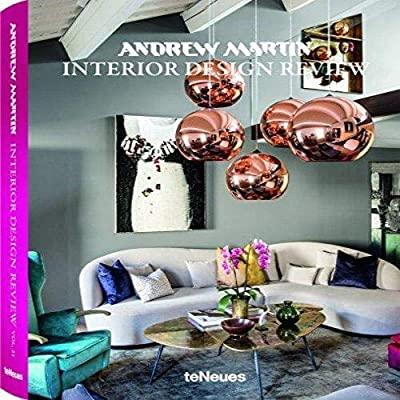 Andrew Martin Interior Design Review Vol 21 By Teneues Media De Amazon Ae