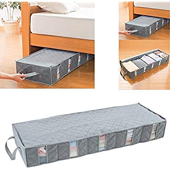 Amazoncom Under The Bed Storage Bag PLUS Underwear Organizer For