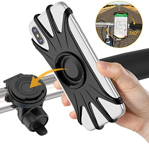 VUP Detachable Silicone Universal Motorcycle product image