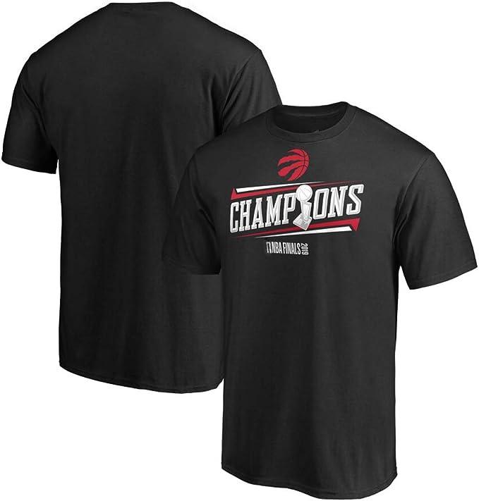 Camiseta NBA Campeonato De Toronto Raptors Equipo Hombres ...