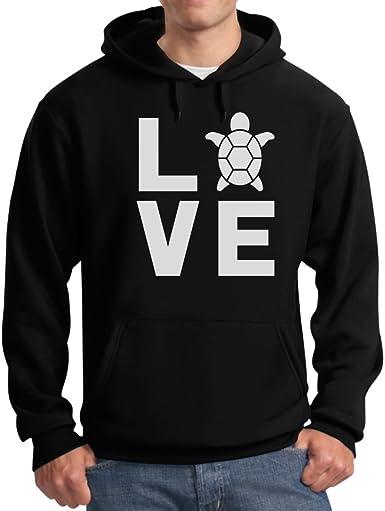 Animal Lover Turtle Print Novelty Women Sweatshirt Tstars I Love Turtles