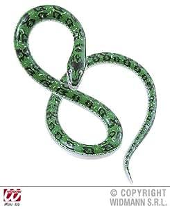 Serpiente hinchable Cualquier día