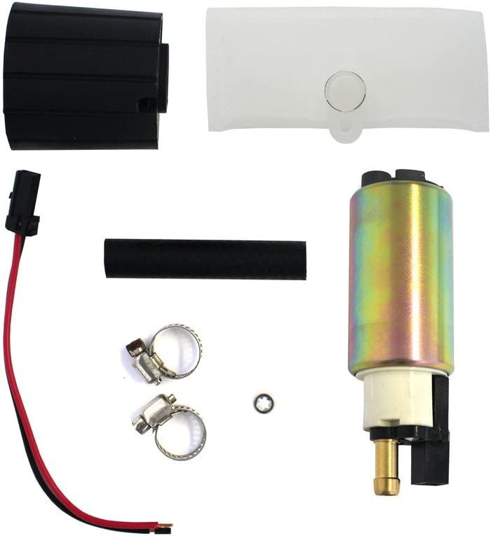 New High Performance Aftermarket Electric Intank Fuel Pump w// Installation Kit