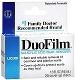 Duofilm Liquid O-T-C 1/3 Oz