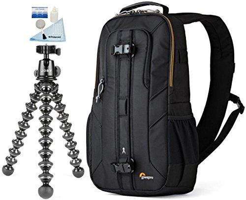 Lowepro Slingshot Edge 250 AW Protective Camera Case w/ Joby
