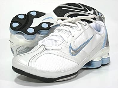cheaper 2ef37 acc02 Image Unavailable. Image not available for. Color  Nike Shox Rhythmic Womens  Shoes Size 8