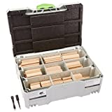 Festool 498204 XL 8/10mm Domino Tenon Assortment
