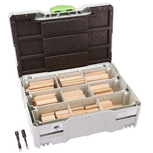 Festool 498204 XL 8/10mm Domino Tenon Assortment by Festool