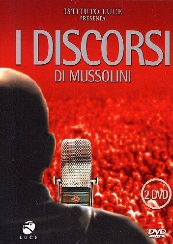 Dvd box-i discorsi di mussolini -2 dvd-[italian edition] by documentario B0041KWONQ