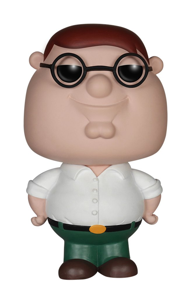 Funko POP TV: Family Guy Peter Action Figure