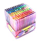 Gel Pens for Adult Coloring innhom 120 Colors Gel Pen Set for Adult