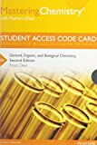 MasteringChemistry with Pearson EText -- Standalone Access Card -- for General, Organic, and Biological Chemistry, Frost, Laura D. and Deal, S. Todd, 032183402X