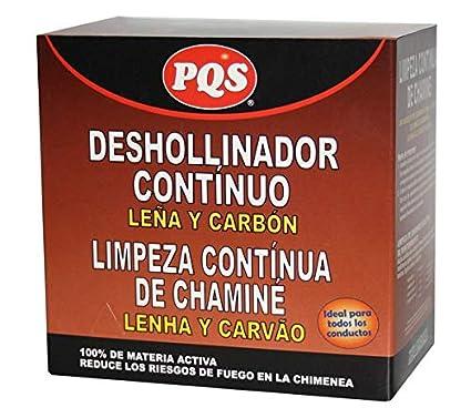Pqs Piscinas - Deshollinador Pyro Feu 14 Dosis Mad/Carb