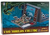 Two Worlds Collide - Disney's Atlantis The Lost Empire Battleship by Milton Bradley