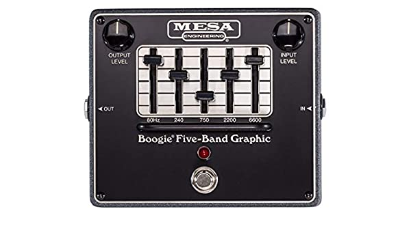 Mesa Boogie Graphic EQ · Pedal guitarra eléctrica: Amazon.es ...