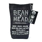 Bean Head Premium Organic Coffee-Ground, 340gm