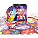 Game Night In A Can: The Creative Party Game that Doesn't Fit in a Box.