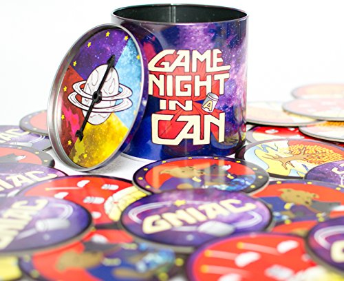 Game Night In A Can: The Party Game that Leads to Laughter, Creativity, and Social Celebrations