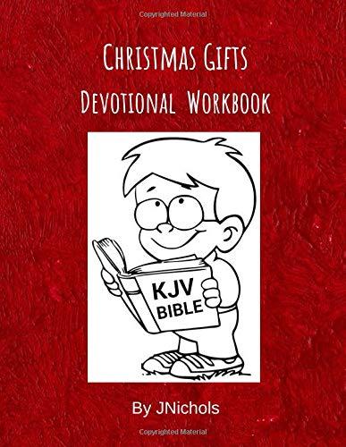 Christmas Gifts Devotional Workbook -