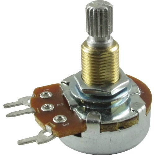 Pc Mount Pot (Potentiometer - 100K Linear, Marshall, PC Mount)