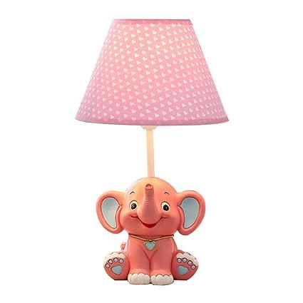 Good home Lámpara de Mesa LED - Elefante pequeño Lámpara de ...