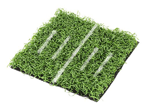 FOOTBALL FIELD COASTER SET -