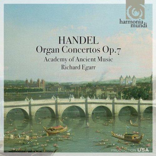 Music Handel Organ - Handel: Organ Concertos, Op. 7