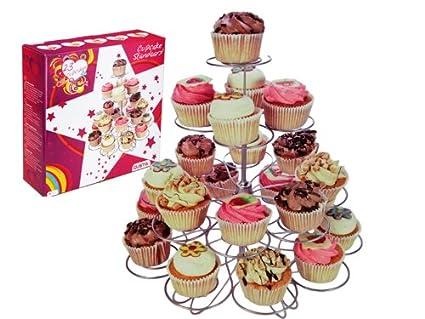 Kuchenständer Tortenständer Muffinständer Cupcake Muffin Ständer aus