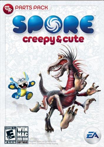 Spore Creepy and Cute Parts Pack - PC/Mac (Spore)