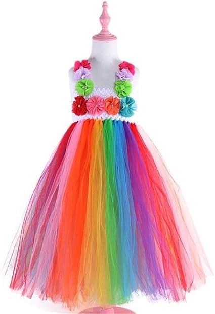 Los niños Bailan Trajes de Vestir Vestido de tutú con ...