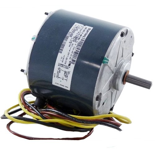 K55HXDW-8580 - Emerson OEM Upgraded Replacement Condenser Fan Motor 1/8 HP 230V