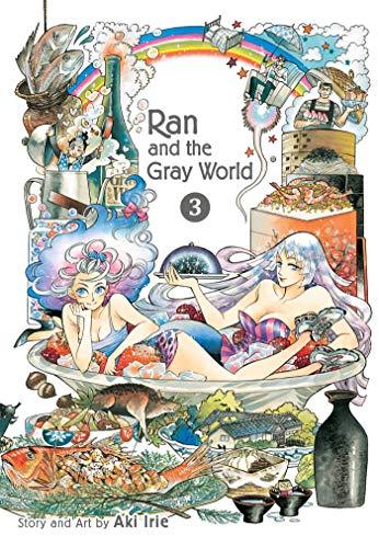 - Ran and the Gray World, Vol. 3