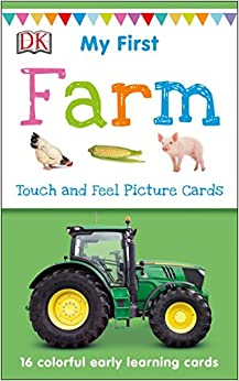My First Touch And Feel Picture Cards: Farm por Dk epub